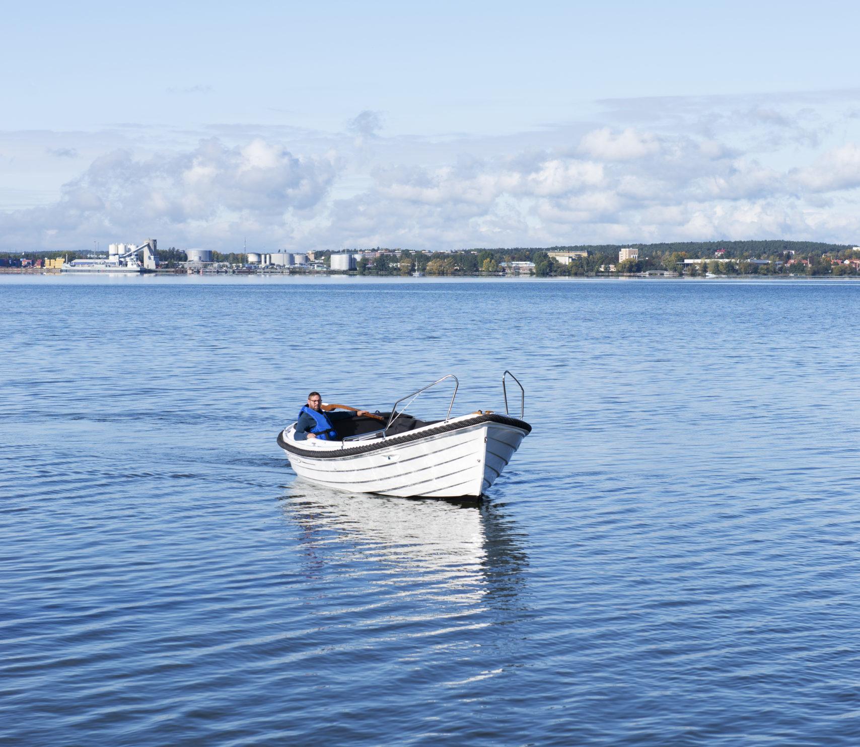 Hyr båt Västerås